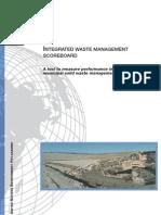 Integrated Waste Management Scoreboard