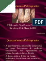 Queratodermia PalmoPlantar