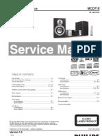 MCD710 Service Manualpdf
