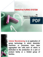 Cellular Manufacturing System