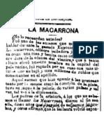 Rapto de Juana La Macarrona El Imparcial 7/7/1883