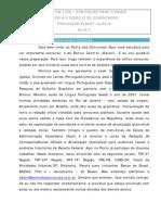 Português - Teoria e Exercícios - Analista BACEN 2011 - Aula 00
