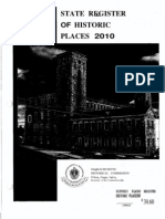 Massachusetts State Register of Historic Places 2010