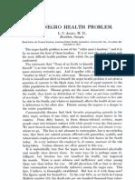 The Negro Health Problem_1914