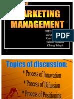 Marketing Product)