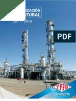LibroPlan de Industrialización del Gas Natural 2011 - 2016ok