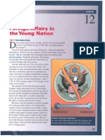 Foreign Affairs in the Young Nation