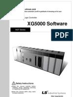 XG5000_Manual(2009.10.26)(eng)