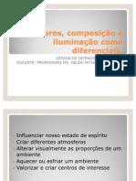 Design de Interiores - Composição