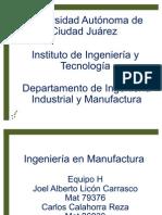 Materiales Plasticos y Procesos de Fabricacion de Los Mat