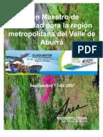Plan Maestro de Movilidad Para La Region Metropolitan A Del Valle de Aburra