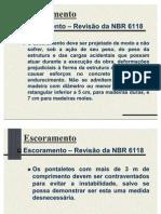 (2) Cap. IIIB - Escoramento de Estruturas Madeiras e Metálicas