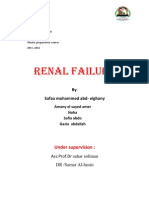 New Renal Failure