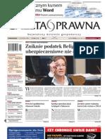 gazeta prawna z 17 listopada 08 (nr 224)