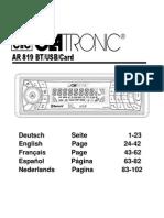 372838-An-01-Ml-clatronic Ar819 Sd Tuner de en Fr Nl Es