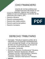 Derecho tributario Guía
