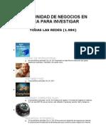 ad de Negocios en Linea 2012