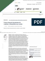 (Unesco lançará documento de combate a homofobia nas escolas - O Globo)