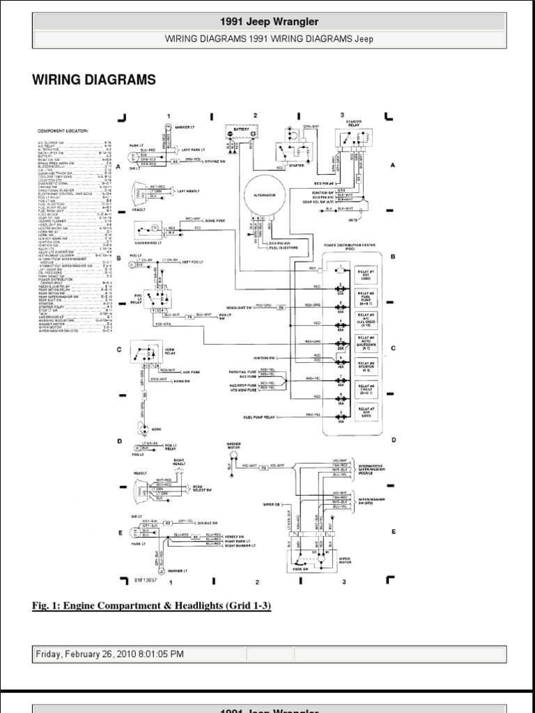 wiring diagram for 94 jeep wrangler wiring image 2010 jeep wrangler tail light wiring diagram jodebal com on wiring diagram for 94 jeep wrangler