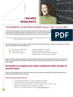 2011-12 Benefits Brochure