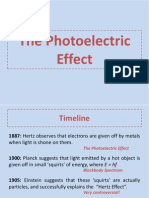 Photoelectric Effect Presentation