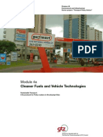 4a Cleaner Fuels and Vehicle Technologies