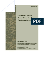 FM 999-3 Counter-Zombie Operations at the Fireteam Level (1)