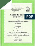 Guide du pèlerin (Hadj et Omra)