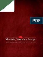 Memória, verdade e justica
