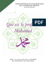 Qui est le Prophète Muhammad ?
