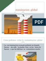 La Contaminacion Global