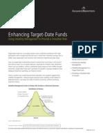 Enhancing Target-Date Funds