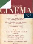BONITZER, Pascal. La voix veille. In Cahiers du Cinéma n