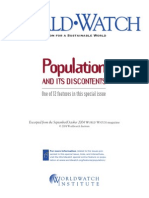 Global Population Reduction- Confronting the Inevitable