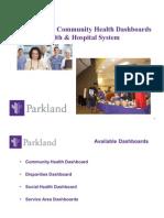 Dallas County Community Health Dashboard