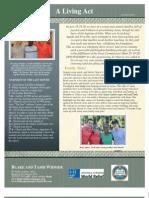 Jan 2012 E-newsletter