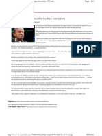 Soros Fails to Quash Insider Trading Conviction