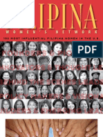 FWN Magazine 2011 - 100 Most Influential Filipina American Women in the U.S.