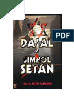 Dajal Dan Simbol Setan - Toto Tasmara