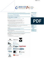 4th International Conference on Industrial Engineering and Industrial Management - 2010 - San Sebastian - Spain