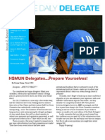 Daily Delegate Issue 2