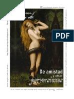 No. 7 - de Amistad y Otras Perversiones - Febrero 2012