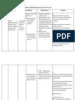 Format Implementasi Dan Evaluasi