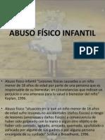 ABUSO FÍSICO INFANTIL