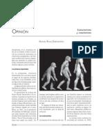 Evolucion Y Creacionismo