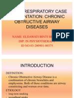 Cardiorespiratory Case Presentation Sem 8