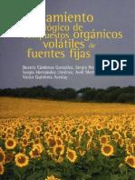 Tratamiento Biologico de Compuestos Organicos Volatiles de Fuentes Fijas