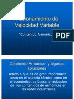 Accionamiento de Velocidad Variable