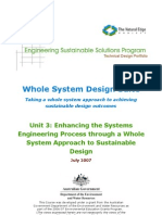 ESSP WSDS - Unit 3 Enhancing the Systems Engineering Process