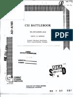 CSI Battle Book 14-A Monte La Difensa